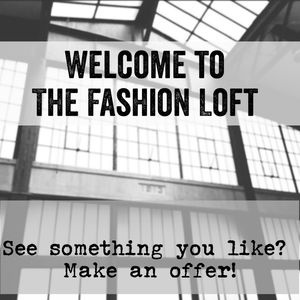 Thank you for visiting The Fashion Loft!